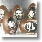 Celebrity Easter Eggs for Easter 2008