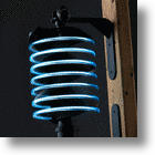 Firewinder: Mesmerizing Outdoor Light Runs Only On Windpower