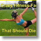7 Crazy Fitness Fads That Really Should Die In 2014