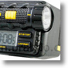 Stanley LED Torch Watch Provides Time And Light