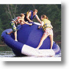 Inflatable Version of Planet Saturn Sure To Dump You In The Drink