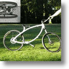 New Compact Folding Bicycle Is A Leading Contestant For The James Dyson Award
