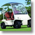 Garia Golf Cart Goes From the Links to the Road