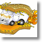 Grilled Cheese Competition Revs Up With The Grilled Cheese Truck