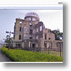 Hiroshima's Atomic Bomb Dome Makes Google Street View