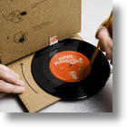 Take That Old 45 For A Spin In The GGRP Carboard Record Sleeve
