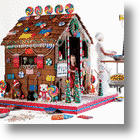 Neiman Marcus Unveils The Gingerbread House Of Your Kids' Dreams