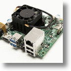 GizmoSphere Gizmo 2 SBC Pairs PC-Class Power With Raspberry Pi's Size