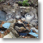 The Power of Rubble in Brazilian Graffiti