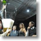 Guinness Record Broken For World's Largest Champagne Glass