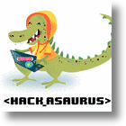 Not A Whopping Cough - Hackasaurus Helps Kids Get The Most Out Of The Web