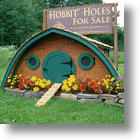 Keep Your Chickens In A Hobbit Hole