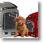 A Pet Carrier With Climate Control By Komfort Pets