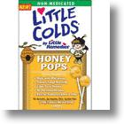 Little Colds Honey Pops Lollipops Soothe Kid's Sore Throats Naturally