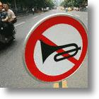 Don't Drive Noisy: Shanghai Authorities To Expand Ban On Horn Honking