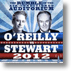 Jon Stewart vs Bill O'Reilly To Beat The Obama-Romney Debates?