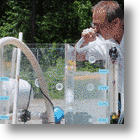 An Efficient Solar-Hydrogen Powered Water Purifier: The HYDRA