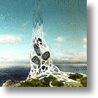 The Hydra Tower: An Earth Shattering Skyscraper That Harnesses Hydrogen Using Lightning