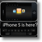 iPhone 5 Rumors: Larger Screen, Metal Back, And It Ain&#039;t Coming This June