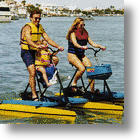Hydrobike Takes Cycling To The Water