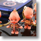 Yakuza Gangster Kewpie Doll Charms Display Dangerously Cute Tattoos
