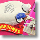Jelly Belly Stereo Earphones Show Good Taste In Music