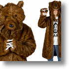 Wish You Could Hibernated For The Winter? Try The Cozy Workaholics Bear Coat