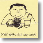 Diet Soda May Be Deadly