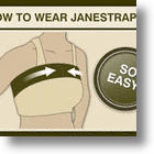Janestrap: Sporty Undergarment Beats The Bounce For Busty Women