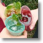 Jelloware: Drinking Cups That Are Edible And Environmentally Friendly