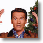 Jingle All The Way - Schwarzenegger Warns That Oil Dependence Will Leave Us With Just Change In Our Pockets