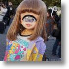 Cosplay Cyclops Anime Girl Rocks Tokyo Wonder Festival