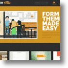 JotForm Designer, Theme Store Let You Codelessly Beautify, Sell Form Designs