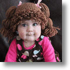 Turn Your Baby Into A Cabbage Patch Kid With This Cool Wig