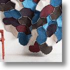 Enliven Your Interiors with 'Clouds' Textile Tiles