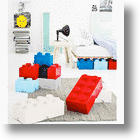 Giant LEGO Storage Blocks Make Cleanup Fun And Creative
