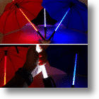Let The Star Wars Style Force Be With You: The Light Saber Umbrella