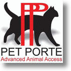 Keep A Bouncer At Your Cat Door With The Pet Porte