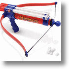 Doubled Barreled Marshmallow Crossbow Makes For Sweet In-Home Combat