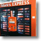 Mark's Work Warehouse Vending Machines Dispense Needed Clothing In Niche Locations