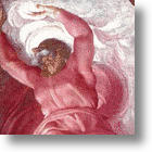 Neurologists Discover Michelangelo's Paintings Of God With A Brain