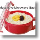 10 Must Have Microwave Gadgets For The Empty Nest Mother