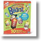 Mighty Beanz: No Good With Molasses But Great With Friends
