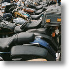 Motorcycle Seats With EMF Shields Designed For Thwarting Cancer