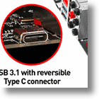 MSI Prepares First PC Motherboard With USB 3.1, Type-C Port