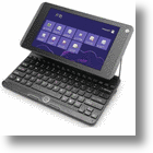 "Newsmy Newman Q20: Tiny 8.9"" Convertible Tablet PC"