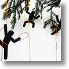 Want To Protect Your Christmas Tree? Ninjas Can Do The Job