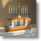 Unique, Inspiring and Sustainable Menorahs