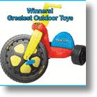 Greatest Award-Winning Outdoor Toys For Your Little Adventurers!