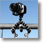 The Camera Tripod With Simian Agility: Gorillapod